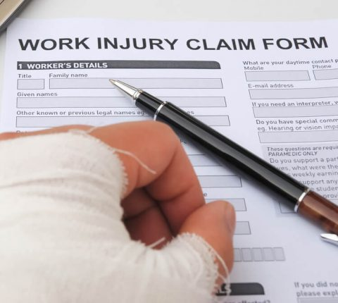 Types of Work Injury